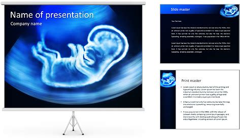 powerpoint themes free download pregnancy pregnancy ultrasound powerpoint template backgrounds id