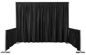 pipe and drape rental houston pipe and drape rental for trade show conference banquet