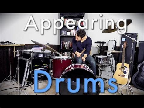 drum rhythms online appearing drums special effects video drum beats