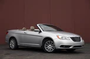 Chrysler Convertables Chrysler 200 Convertible Prices Reviews And New Model
