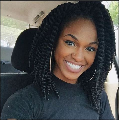 havana twist with nappy annie cute crochet havana bob twists look beautiful bobs and