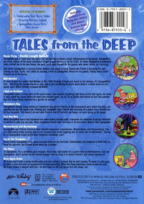 just one day film wiki tales from the deep encyclopedia spongebobia fandom