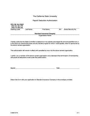 authorization letter   salary letter