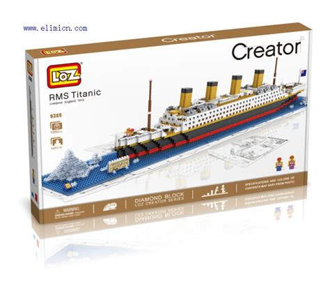 Nano Block Bricks Pikachu Lele loz blocks titanic 9389
