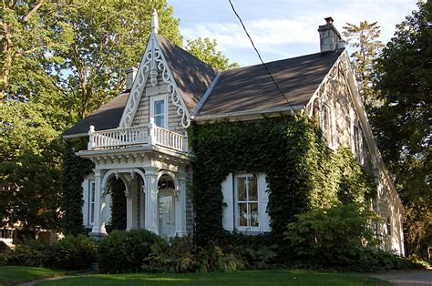 southern gothic revival 19th century southern ontario part 2 gothic revival