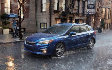 Kia Impreza 2017 Subaru Impreza Vs Hyundai Elantra Kia Forte Mazda