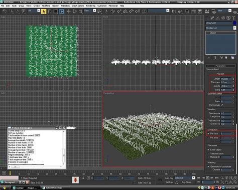 tutorial cesped vray sketchup 3ds max tutorial cesped con vrayfur