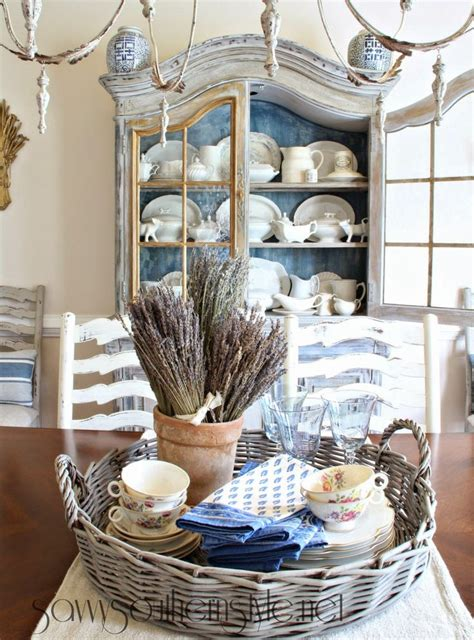 savvy southern style country french centerpiece