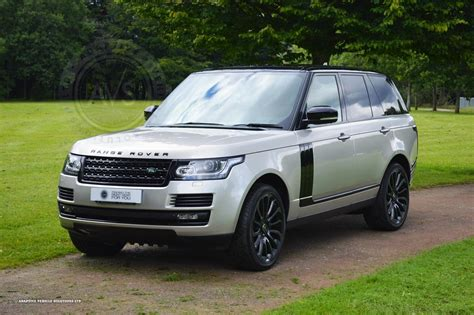 used 2017 land rover range rover for sale in cardiff