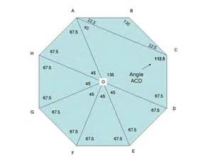 How To Find The Measure Of Interior Angles Solution Dear Sir Please Help Me Abcdefgh Is A Regular
