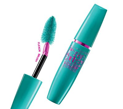 Maybelline Mascara The Mega Plus Volume Express Maskara Maybeline volum express 174 the mega plush 174 mascara mascara by maybelline
