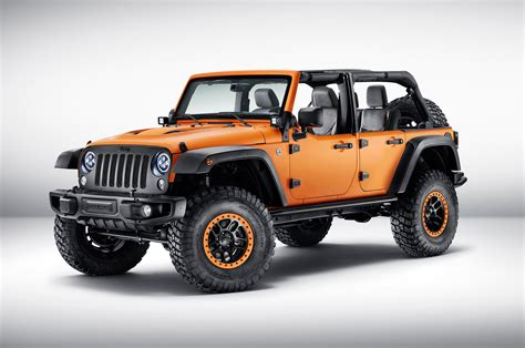 Jeep Wrangler Jeep Shows Wrangler Renegade Concepts In Frankfurt