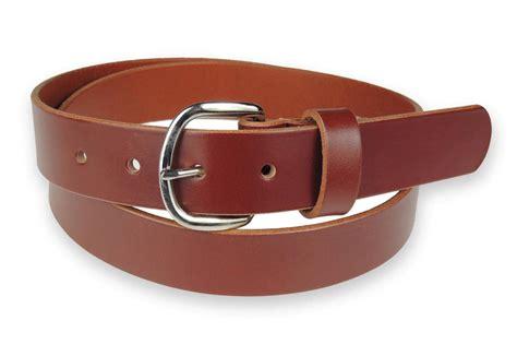 1575 leather belt 1 1 4 quot wide amish handmade men women
