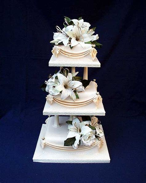 Where To Order Wedding Cake by Wedding Cakes To Order Handmade Christening Cakes
