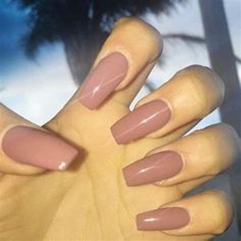 solid color acrylic nails 61 acrylic nails designs for summer 2019 style easily