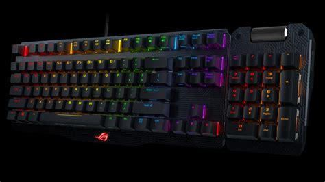 Asus Mechanical Keyboard asus rog claymore and claymore mechanical keyboards released gadgetdetail