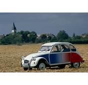 Sunday Classic Citro&235n 2CV Cocorico  Ran When Parked