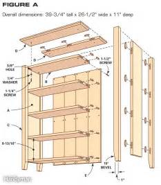 simple bookcase plans the family handyman