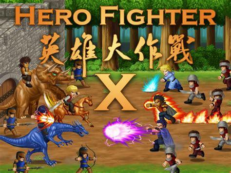 game anime yg seru quot fauzi side quot hero fighter x game rpg team offline