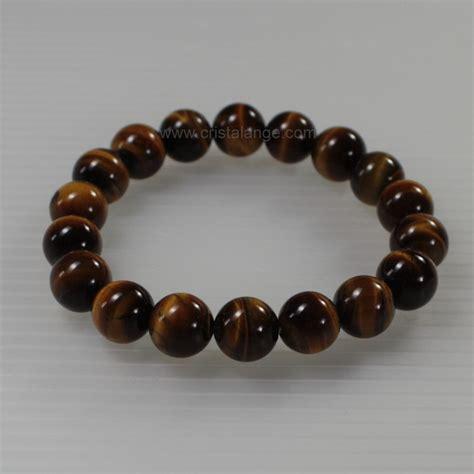 Bracelet oeil de tigre Edur   bijoux lithothérapie   boutique en ligne bijoux pierres semi