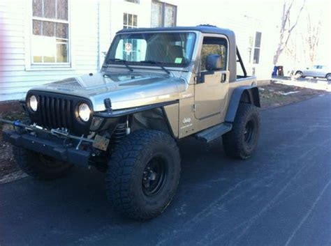 4 Door Jeep Wrangler For Sale 10000 Purchase Used 2003 Jeep Wrangler Sport Sport Utility 2