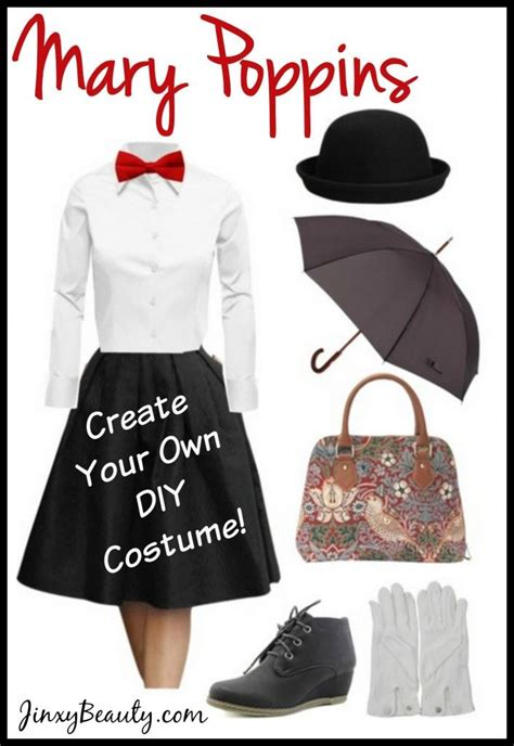 diy mary poppins costume disney halloween costumes diy