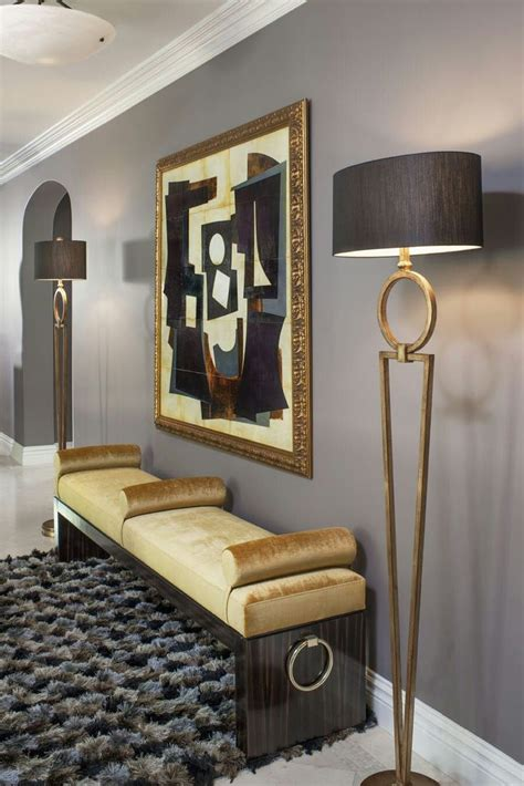grey and gold 17 best ideas about art deco interiors on pinterest art