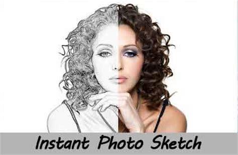 Sketch Online instant photo sketch convert photos into pencil sketches