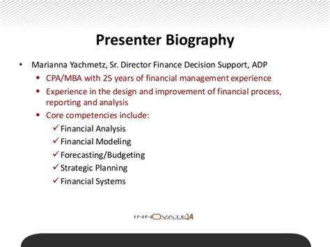 Adp Mba by What Do You Get When You Cross Two Senior Directors At Adp