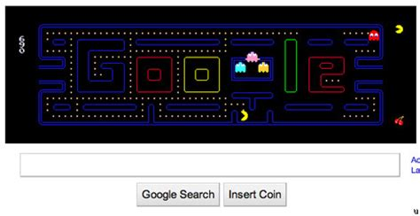 Google Pac Man Doodle now available for download   Ubergizmo