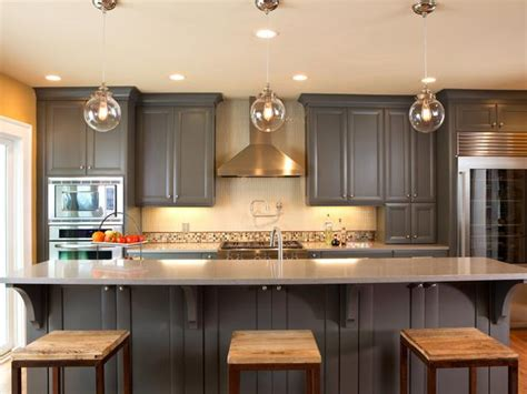Ideas For Refinishing Kitchen Cabinets Paint Colors For Kitchen Cabinets Best Home Decoration