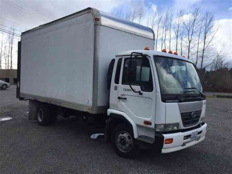nissan 1800 number ud 1800 2007 box trucks