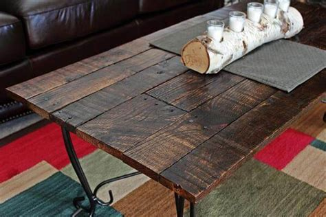 Table Top With Pallet Wood How To Build 99 Pallets Pallet Wood Table Top