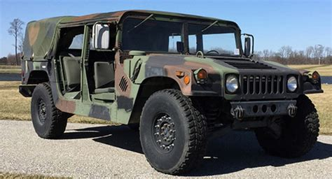 Confuse The Neighbors by Confuse Your Neighbors With This Ex Humvee