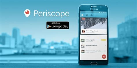 live app for android periscope live app is now available on android