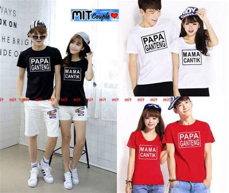 Kaos Papa Muda Murah papa ganteng putih hitam merah dunia baju