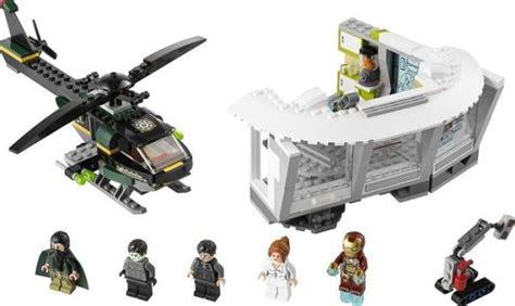 Lego 76007 Iron Malibu Mansion Attack site unavailable