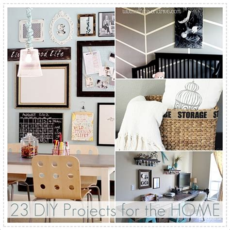 23 diy home projects and link 71 the 36th avenue