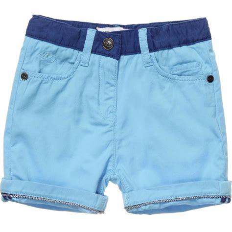 baby boy shors marc baby boys blue cotton shorts children boutique