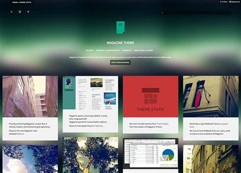 themes tumblr best 50 best free tumblr themes