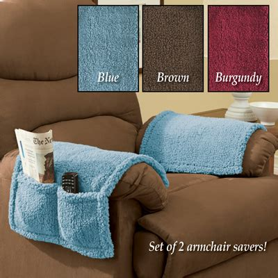 armchair savers covers armchair covers with pockets set of 2 from collections etc