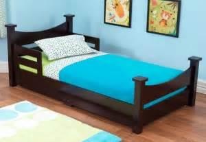 Kidkraft Bedroom Furniture Kidkraft 76275 Toddler Bed Espresso Brown Bedroom Furniture Ebay