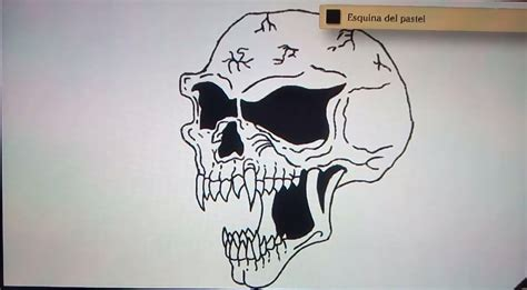 imagenes de calaveras faciles para dibujar como dibujar una calavera 4 art academy atelier wii u