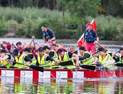 dragon boat racing horsham racers wanted for oarsome challenge the district post