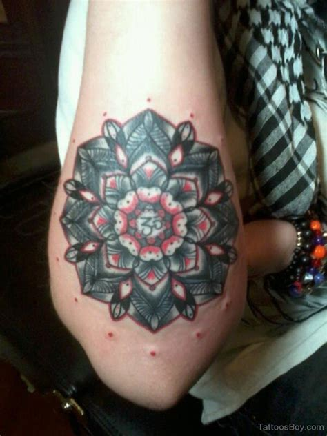 mandala elbow tattoo mandala tattoos designs pictures page 14