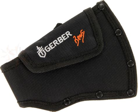 gerber axe sheath gerber 31 002070 grylls survival hatchet 9 46