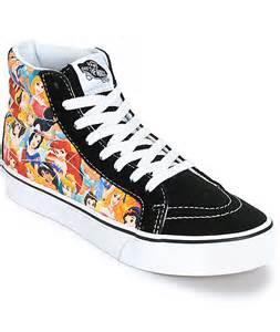 vans disney shoes disney x vans sk8 hi slim disney princess shoes