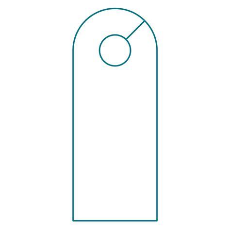 Charming Christmas Door Hanger Template #8: Door-knob-hanger-template-illustrator.jpg