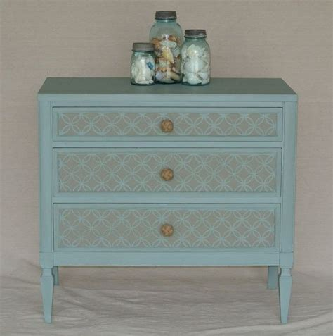 shabby chic painted dressers shabby chic painted three drawer dresser or tv stand blue gray design