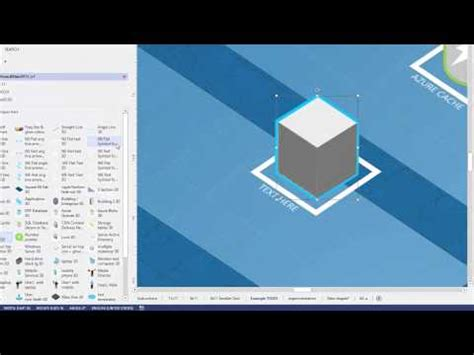 visio isometric how to draw isometric shapes in microsoft visio doovi